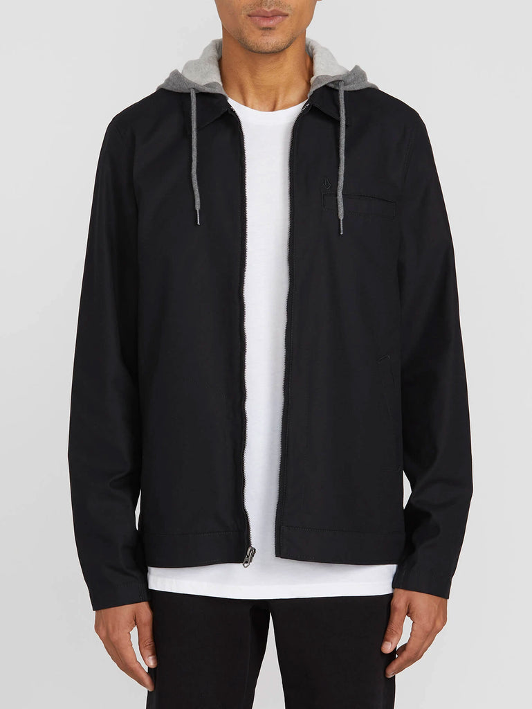 Warren Jacket - Black