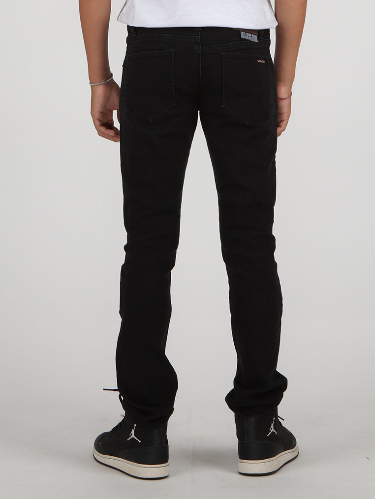 Big Boys 2 X 4 Jeans - Black Out