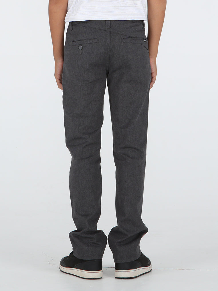 Big Boys Frickin Modern Stretch Chino Pants - Charcoal Heather
