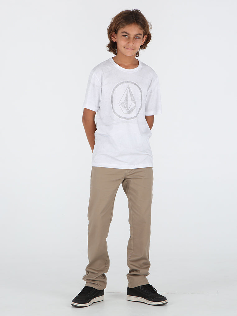 Big Boys Frickin Modern Stretch Chino - Khaki