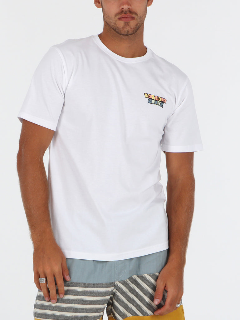 Day Waves Tee - White