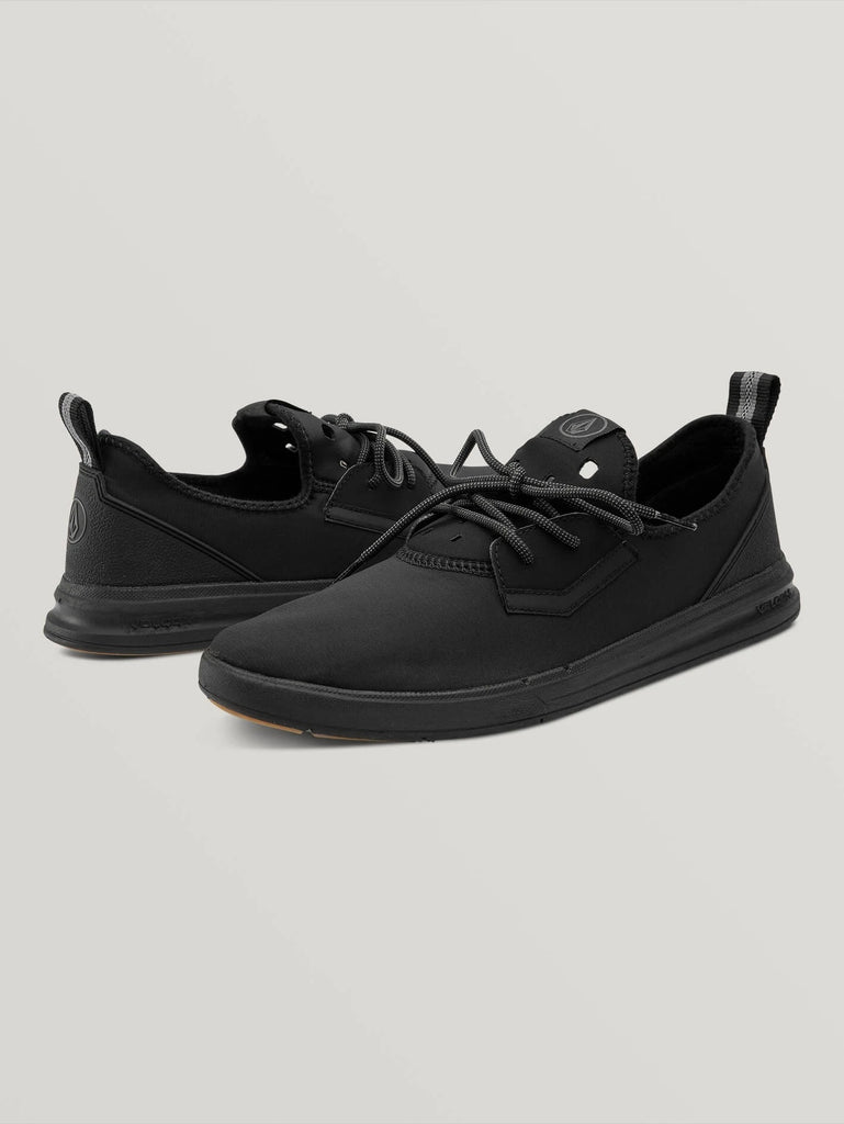 Draft Eco Shoes - Black Destructo
