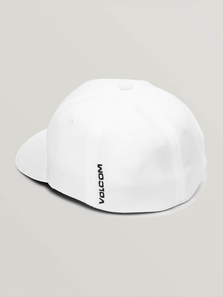Full Stone Heather Hat - White