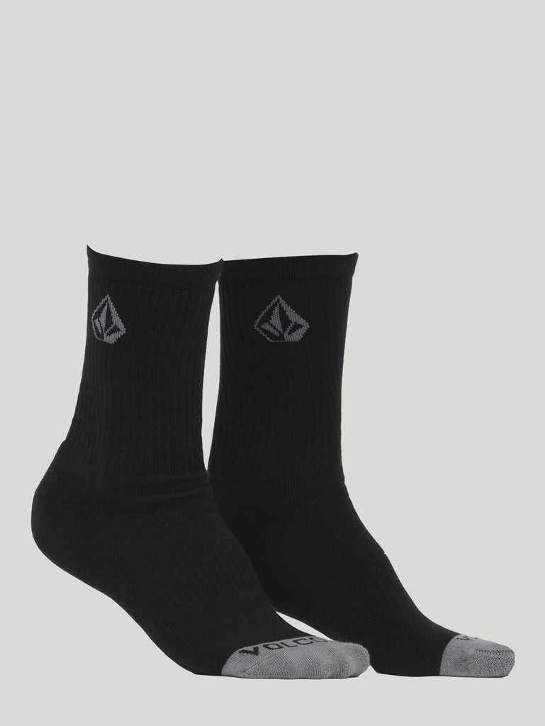 Full Stone Socks - Black