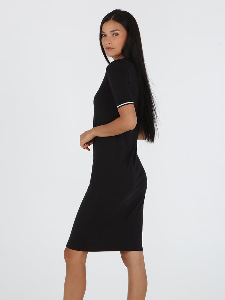 Horizon Dress - Black