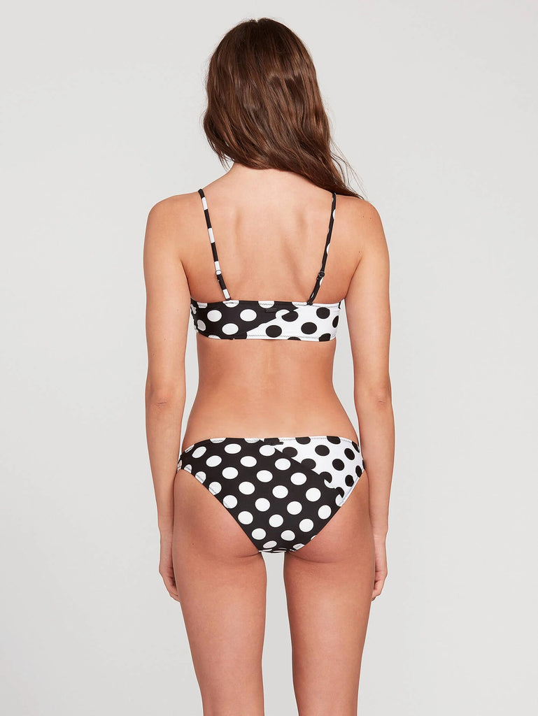 Its A New Dot Hipster Bottom - Black