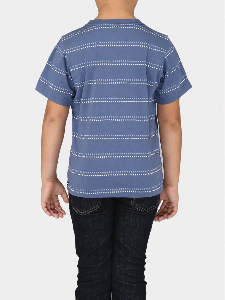 Codex Tee - Deep Blue