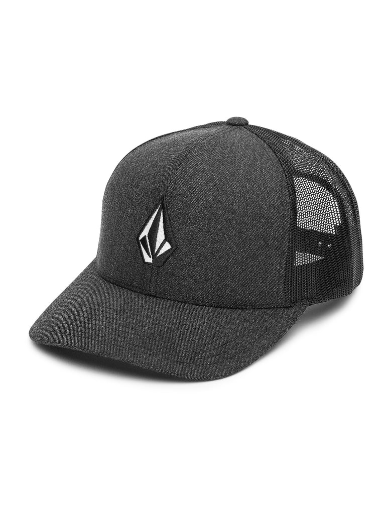 Full Stn Cheese Cap - Charcoal Heather