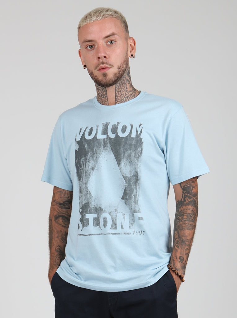 Humide Tee - Washed Blue