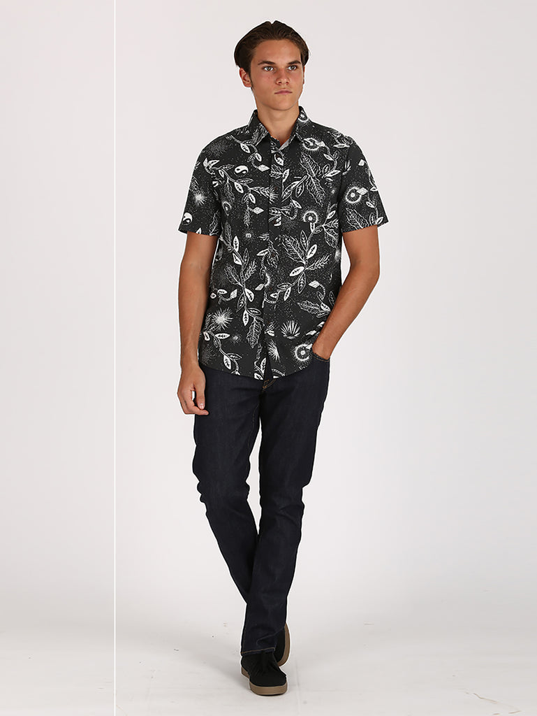 Broha Shirt - Black