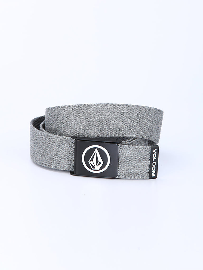 Circle Webbing S1 18 Belt - Charcoal Heather
