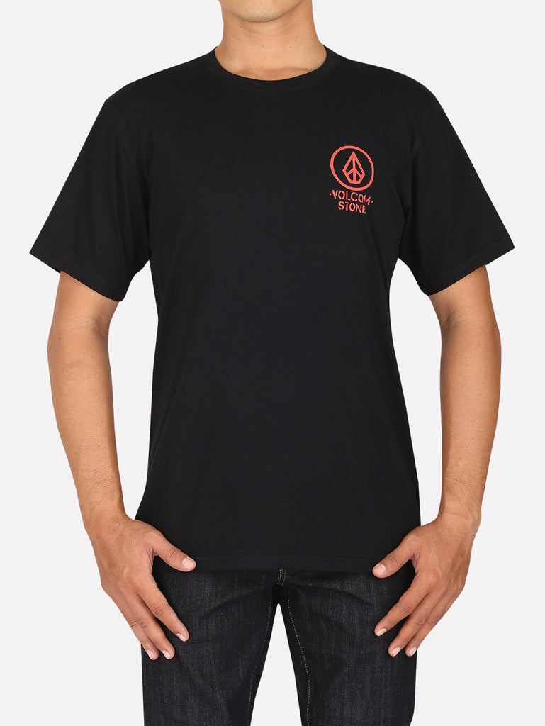 Crowd Control Tee - Black