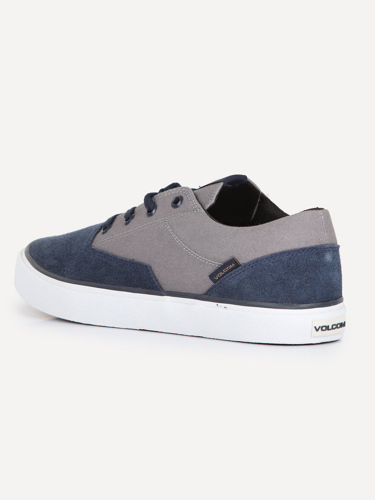 Draw Lo Suede Shoes - Navy Heather