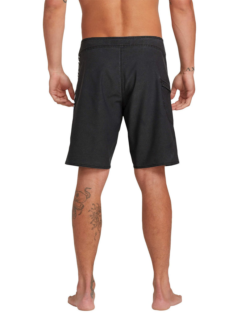 Family Deadly Mod Boardshort - Black