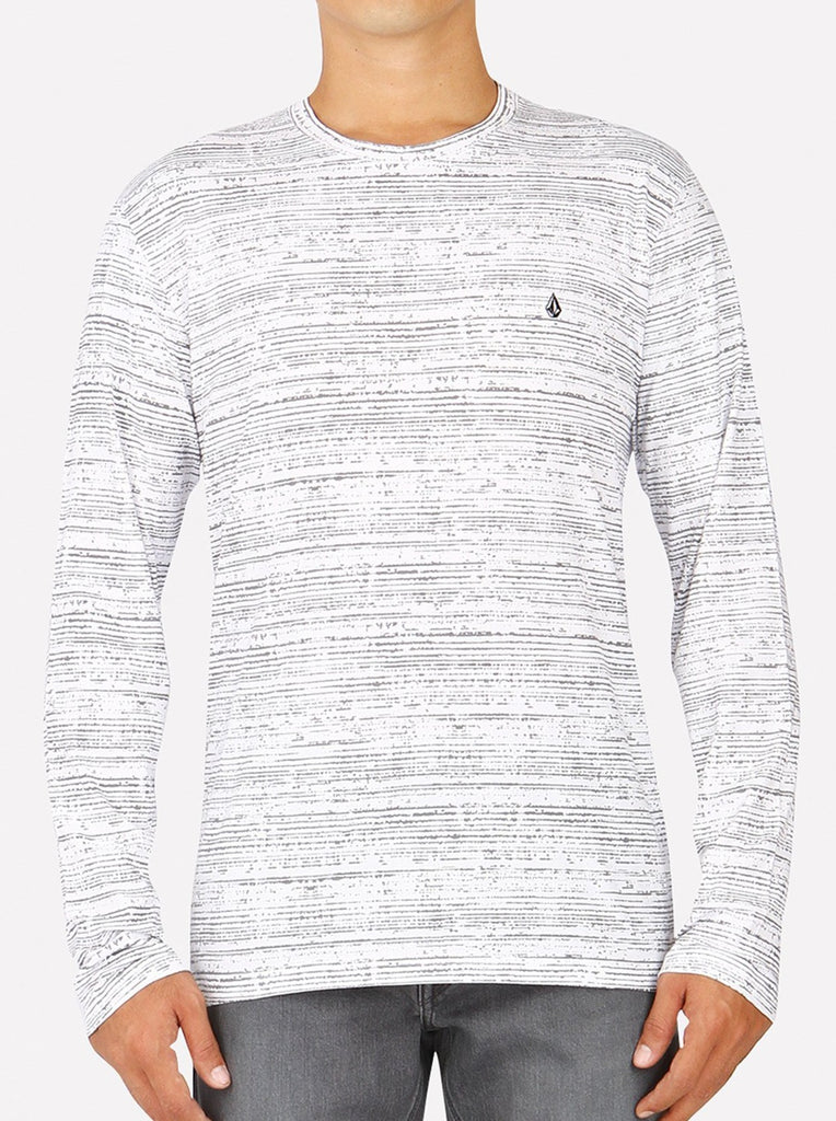 Fast Long Sleeve Top - White