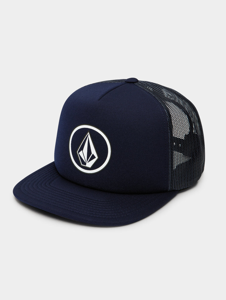 Full Frntl Cheese S1 Cap - Navy