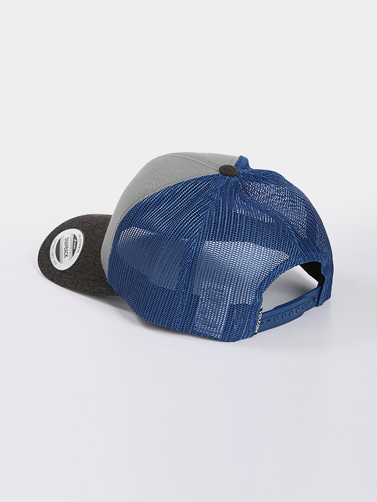 Mens Full Stone Cheese S318 Cap - Used Blue