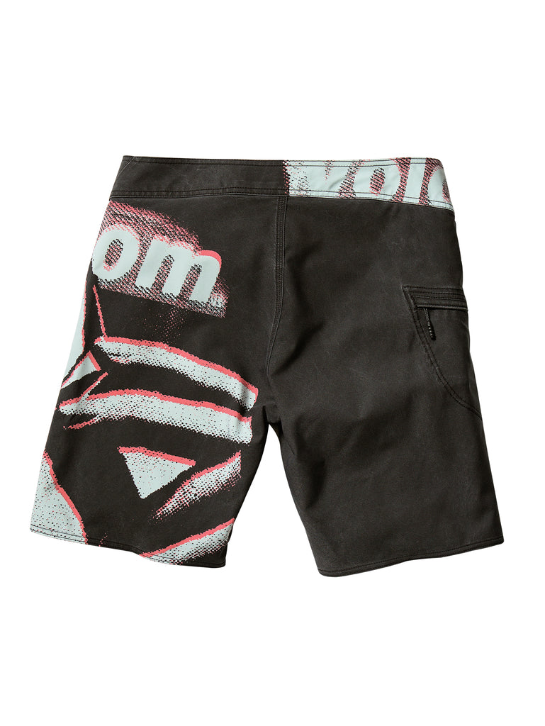 Liberate Mod 19 Boardshort - Black