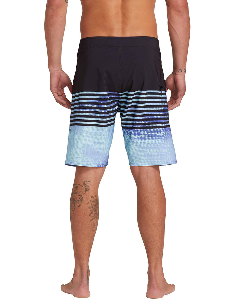 Lido Block Mod Boardshort - Dark Purple