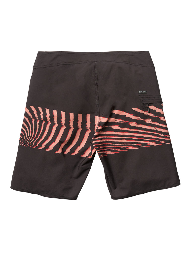 Macaw Mod 20 S218 Boardshort - Orange Glow