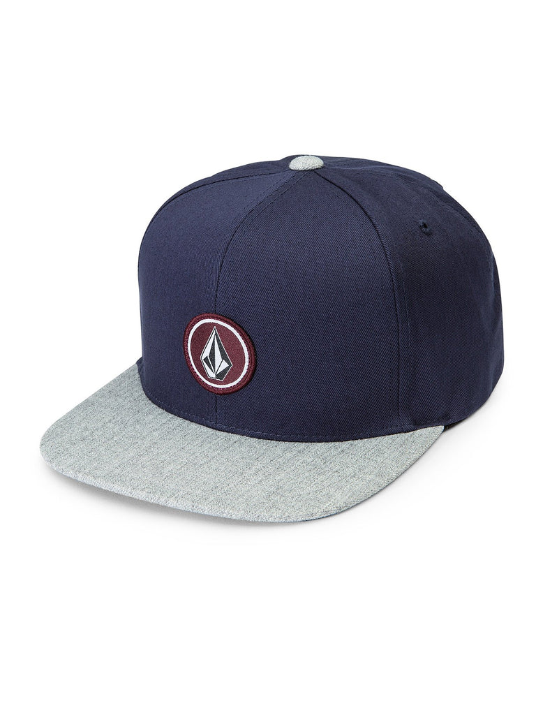Quarter Twill Cap - Misty Blue