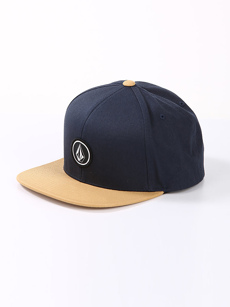 Quarter Twill S318 Cap - Midnight Blue