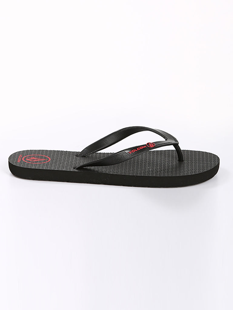 Rocker Solid S3 18 Sandal - Black