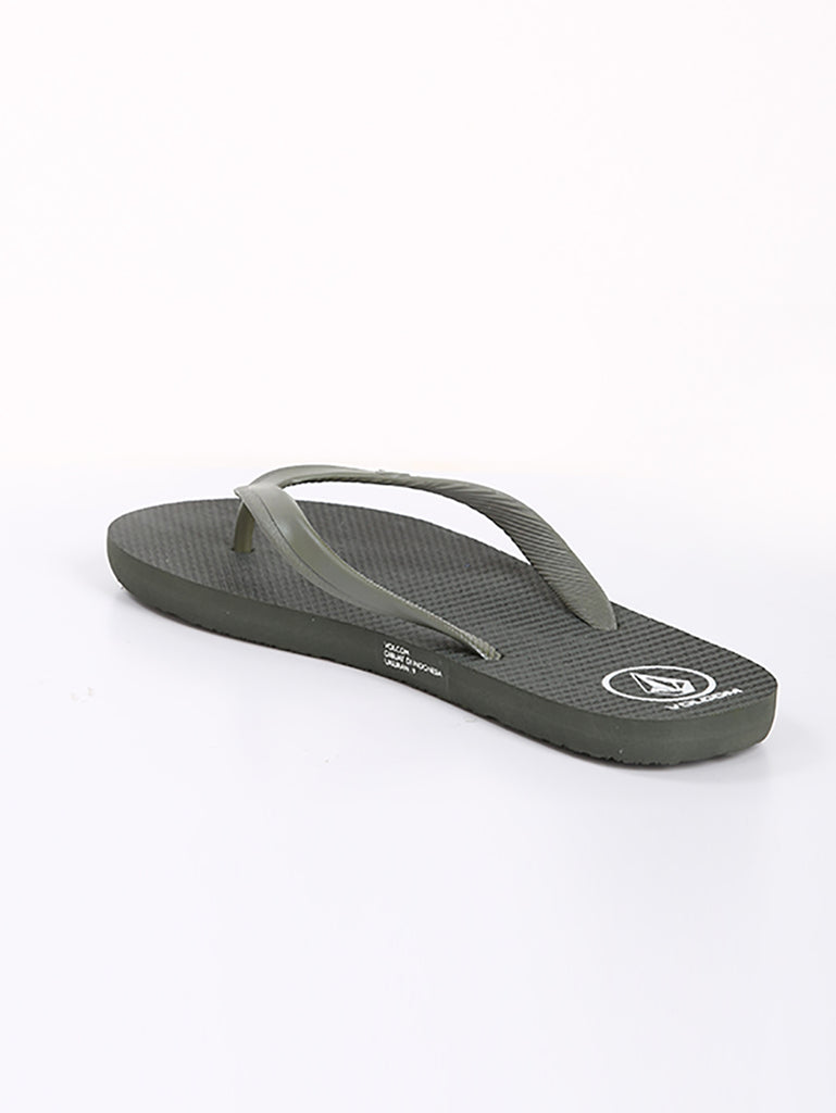 Rocker Solid S3 18 Sandal - Dark Green Stripe