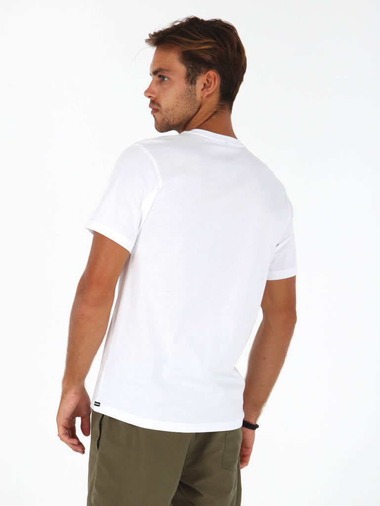 On It Tee - White