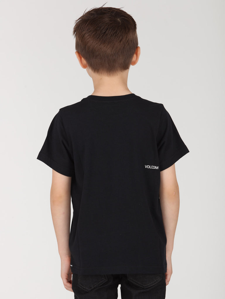 Little Boys Paix Tee - Black
