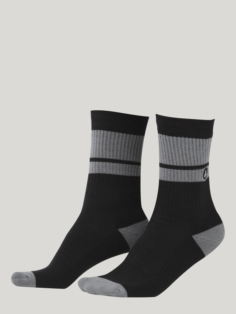 Quarta Socks - Black