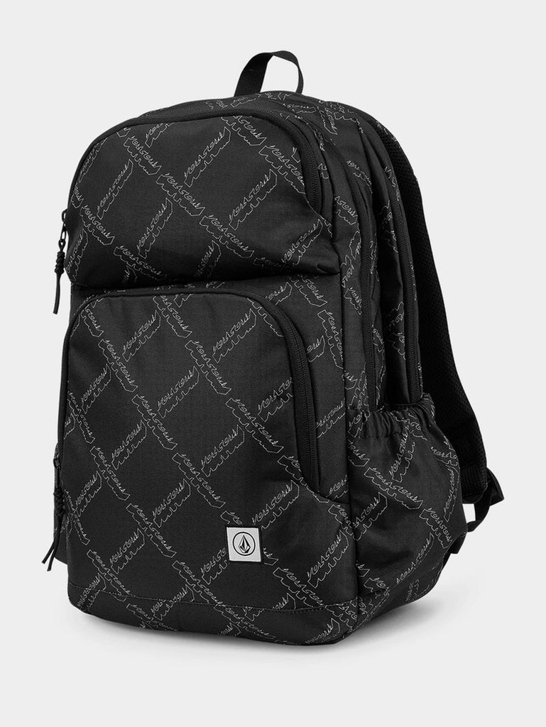 Roamer Backpack - Black Combo