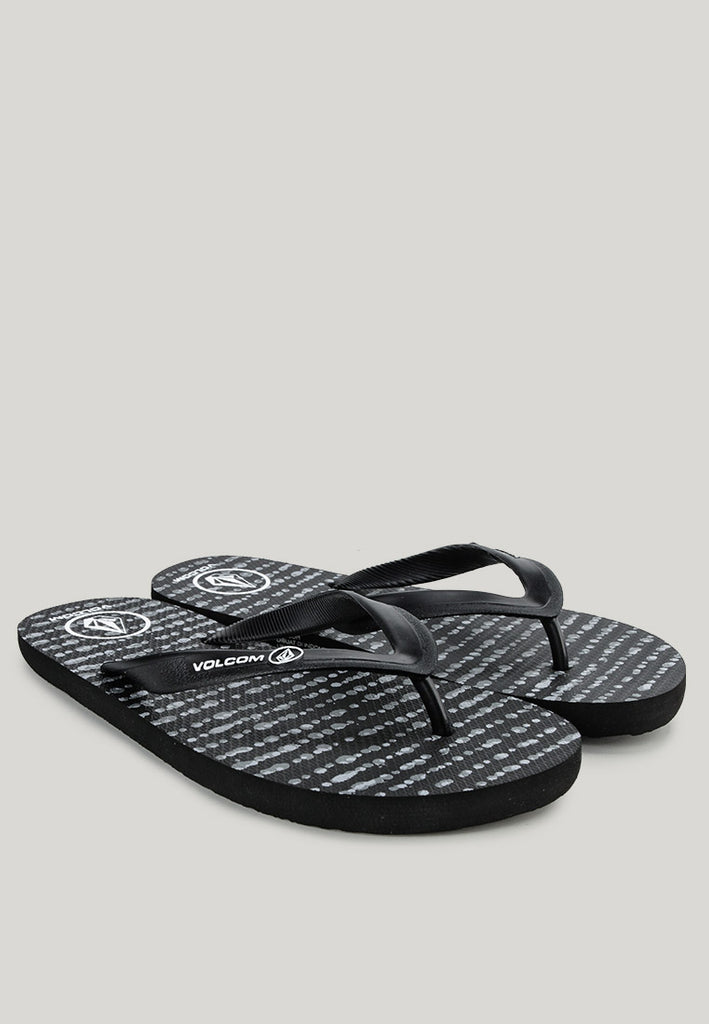 Rocker Sandal - Black Stripe