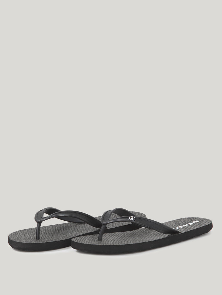 Rocker Sandals - Dark Grey