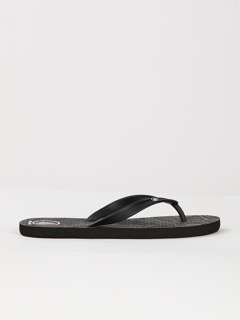 Rocker Sandal - Black