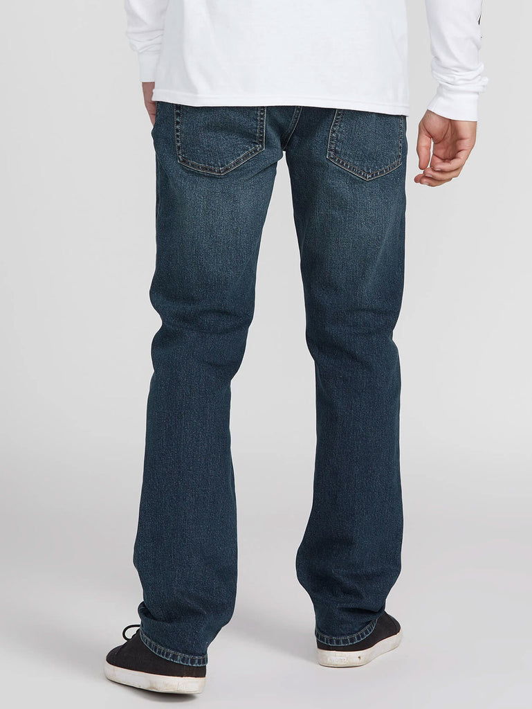 Solver Jeans - Medium Blue Wash