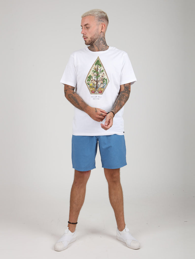 Tree Of Life Tee - White