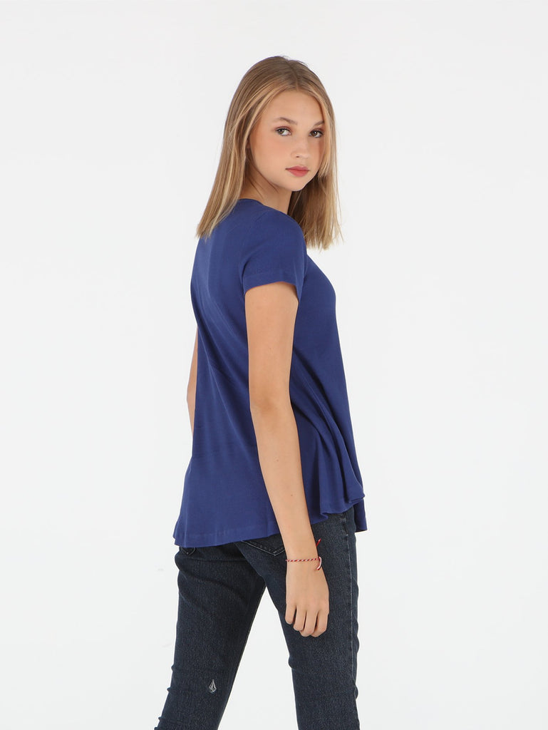 Carry On Tee - Navy