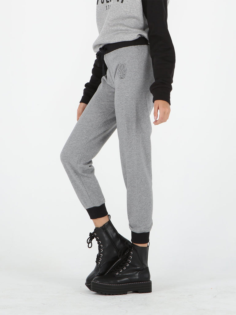 Lived In Pant - Heather Grey