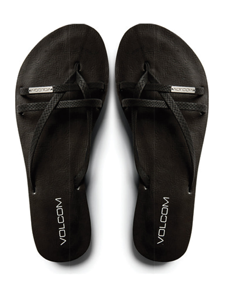 Look Out 2 Sandal - Black Combo