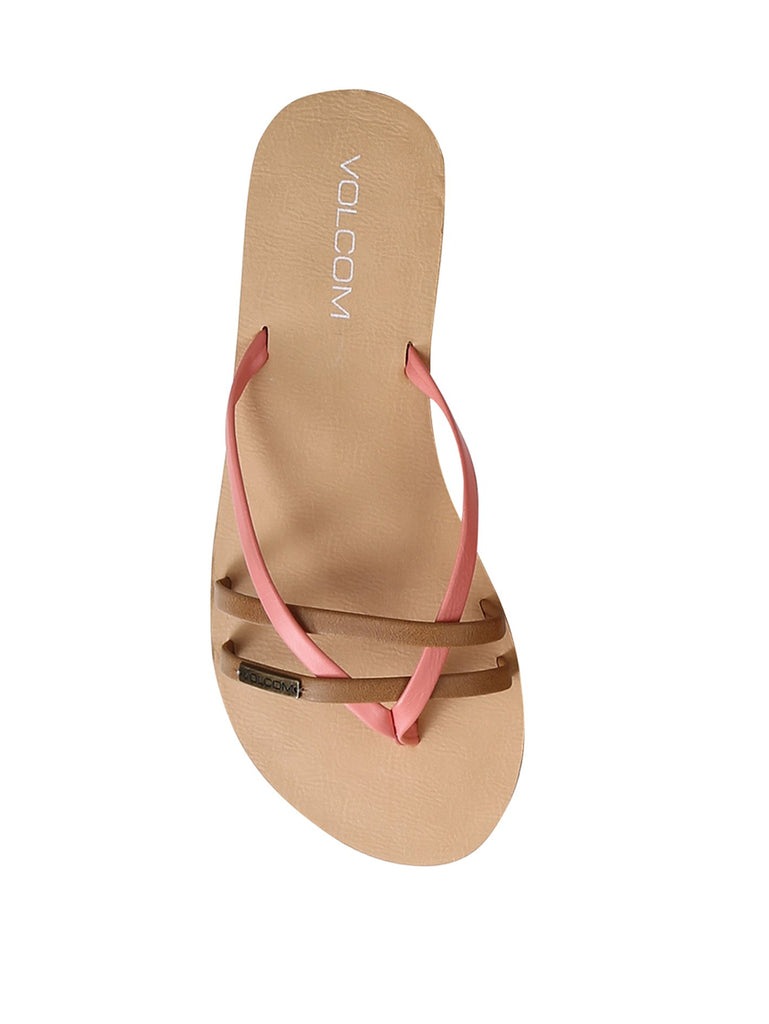 Look Out 2 Sandal - Coral