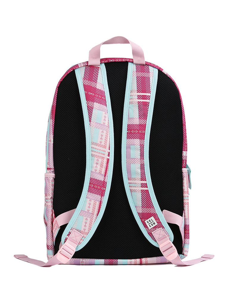 Patch Attack Backpack - Petal Pink