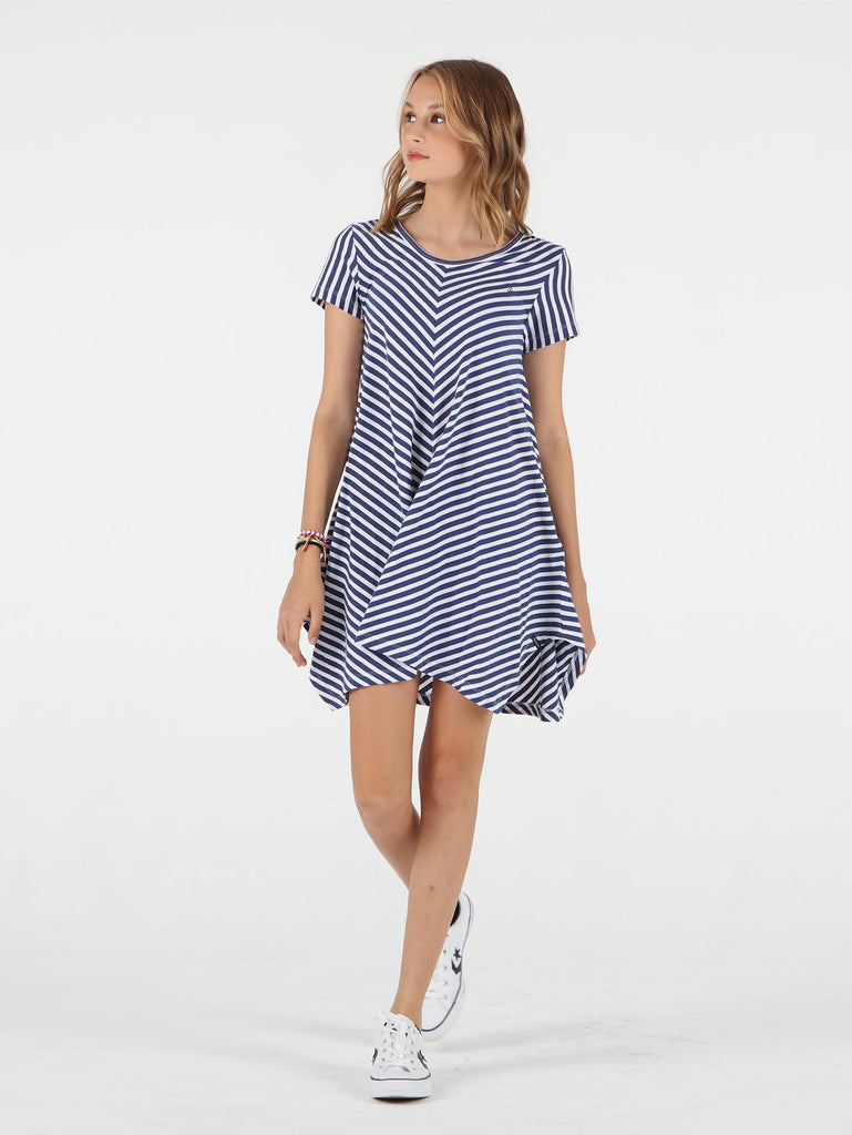 Swing Swing Dress - Navy