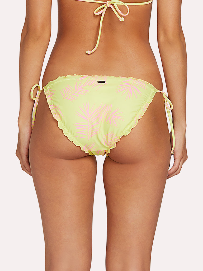 Take A Neon Tside Bottom - Neon Yellow