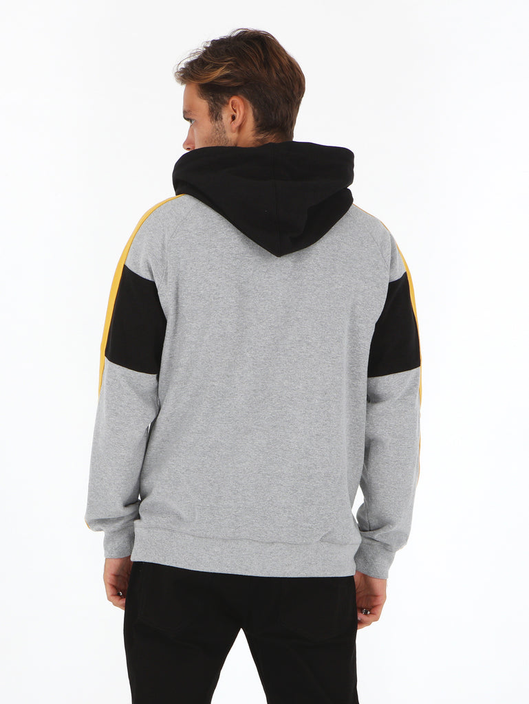 Wysard Pullover - Heather Grey