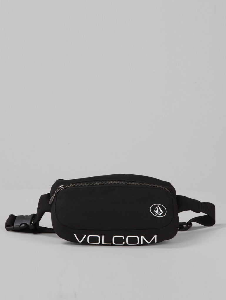 Yolo Waist Bag - Black White