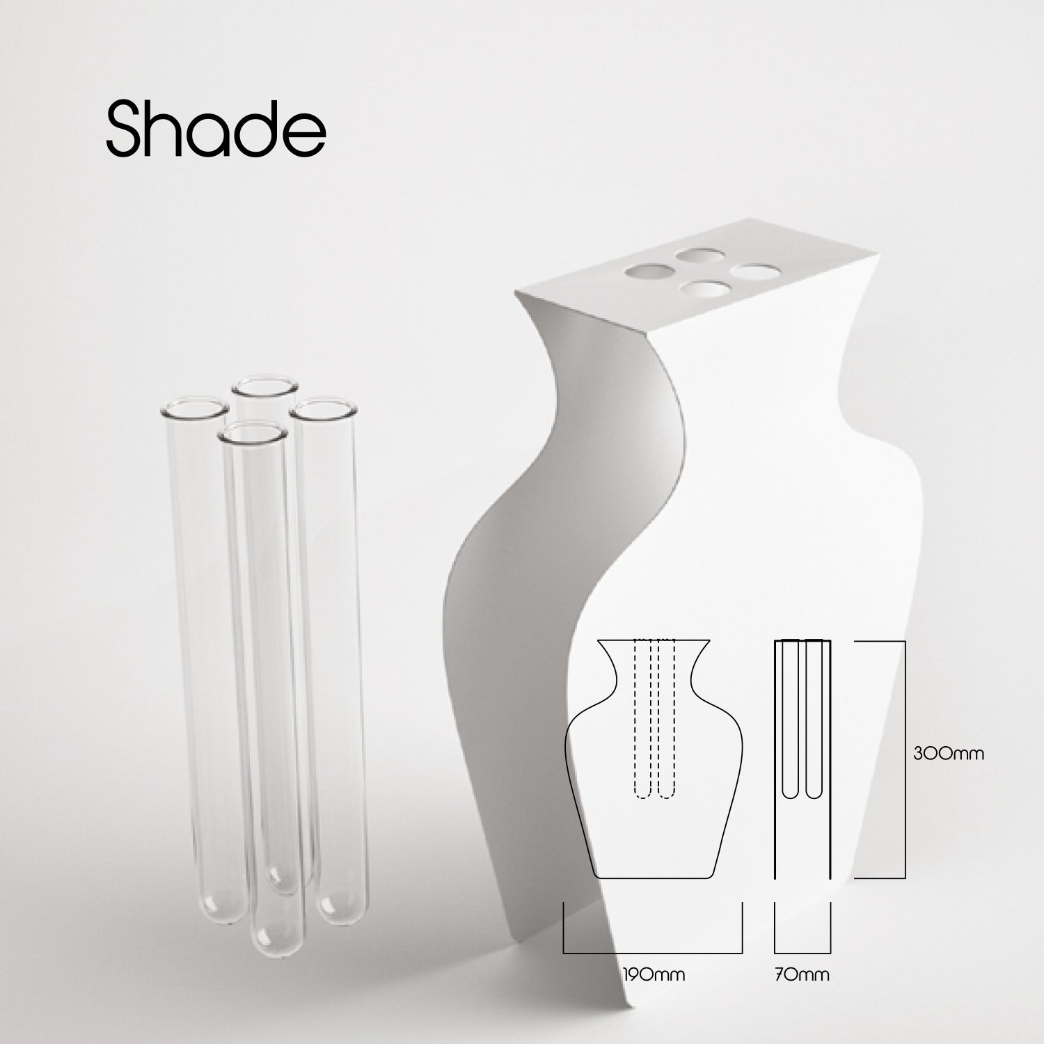 Shade-Mini Shade NATURE WATER 001