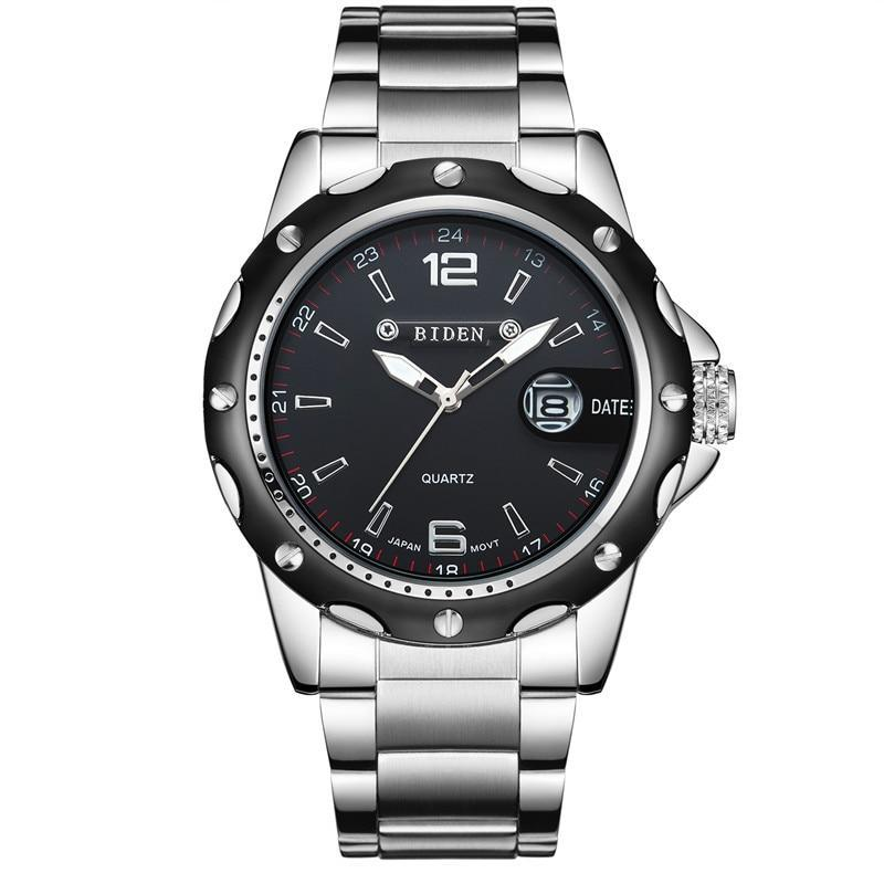 Men's Luxury Quartz Military Sport Wristwatch
