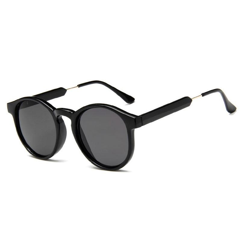 RETRO - Men's Round Sunglasses Collection '19/20