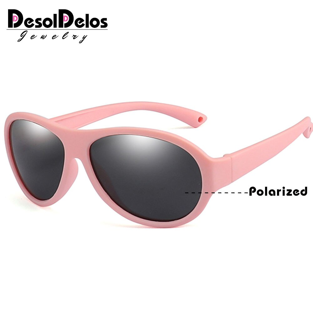 Polarized Children's Sun Glasses PC - UV Protection Eyeglasses - High Quality D323